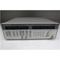 Agilent 83752A Synthesized Sweeper Signal Generator, 0.01-20GHz, no opt