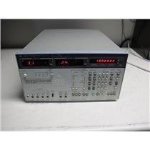 HP Agilent 4192A LF Impedance Analyzer, 5Hz to 13MHz