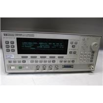 Agilent HP 83630B Synthesized Signal Generator, 10MHz to 26.5GHz, Opt 001, 008