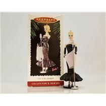 Hallmark Ornament 1995 Nostalgic Barbie #2 - Solo in the Spotlight - #QXI5049-DB