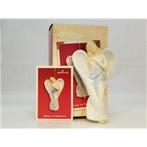 Hallmark Ornament 2003 Angel of Serenity Susan G Komen Breast Cancer QXG8999-SDB