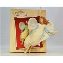 Hallmark Ornament 2002 Angel of Comfort - Susan G. Komen - #QXI6363-DBNMC