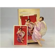 Hallmark Ornament 2004 Angel of Compassion - Susan G Komen Breast Cancer QXG5381