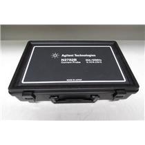 Agilent N2782B 50 MHz/30 Arms AC/DC Current Probe w/ N2779A power supply