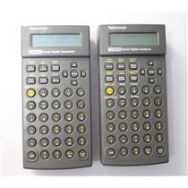 Tektronix SDA 601 & TSG 601 Serial Digital Analyzer Test Set