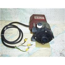 Boaters' Resale Shop of TX 1806 0572.25 MARCH MODEL LC-3C-MD 115 VOLT AC PUMP