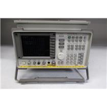 Agilent 8564E Spectrum Analyzer, 30 Hz - 40 GHz opt 008 w/ color display, cal'd
