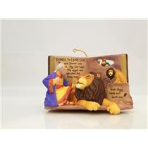 Hallmark Ornament 2001 Favorite Bible Stories - Daniel in the Lions Den QX8122NB