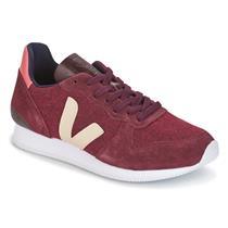 US 10/EU 41 NIB Veja Holiday Lt Pixel Burgundy Sneakers