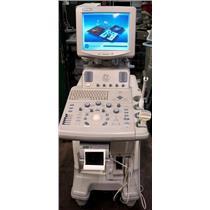 GE LOGIQ 3 EXPERT ULTRASOUND MACHINE