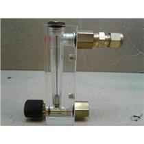 King Instrument Company SCFH King Flow Meter