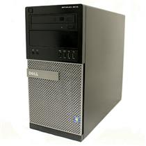 Dell OptiPlex 7020 500GB, Intel Core i5 4th Gen., 3.3GHz, 4GB PC Tower