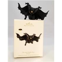 Hallmark Keepsake Ornament 2012 The Dark Knight Rises - Batman - #QXI2841-DB