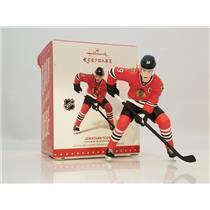 Hallmark Ornament 2015 Jonathan Toews - Chicago Blackhawks Hockey - #QXI2747-DB