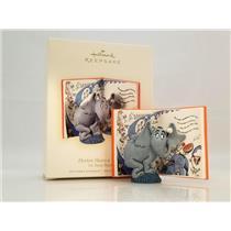 Hallmark Keepsake Ornament 2008 Horton Hears a Who - Dr Seuss Books - #QXI4264