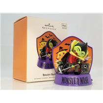 Hallmark Magic Halloween Ornament 2010 Monster Mash - #QFO4636-SDB
