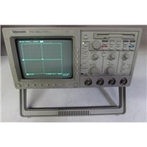 Tektronix TDS460A Digital Oscilloscope 400 MHz, 4 CH, opt: 05, 1F