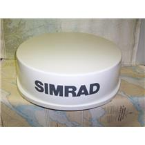 "Boaters' Resale Shop of TX 1807 0245.15 SIMRAD RB716A 4KW RADAR 24"" DOME"