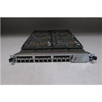 IXIA Optixia LSM1000XMVR12 10/100/1000 Gigabit 12-port Module