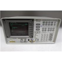 Agilent 8594E Spectrum Analyzer, 9kHz to 2.9GHz., Opt 004, 021