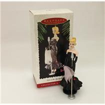 Hallmark Ornament 1995 Nostalgic Barbie #2 - Solo in the Spotlight - #QXI5049