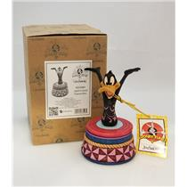 Jim Shore 2015 Treasure Box Daffy Duck - Looney Tunes - #4053084