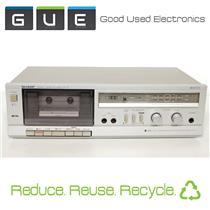 Vintage Sharp RT-12 Stereo Cassette Deck