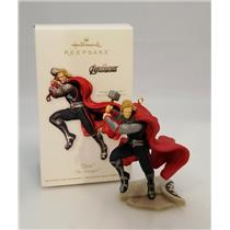 Hallmark Keepsake Ornament 2012 Thor - Marvel's The Avengers - #QXI2604