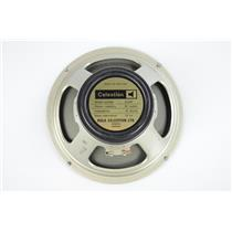 "Celestion G12M G12 M Blackback 12"" Speaker 8 Ohm Owned by Michael Landau #33008"