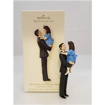 Hallmark Ornament 2007 Rhett Butler and Bonnie Blue - Gone with the Wind 4409SDB