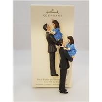 Hallmark Ornament 2007 Rhett Butler and Bonnie Blue - Gone with the Wind #4409DB