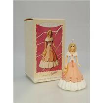 Hallmark Keepsake Series Ornament 1997 Springtime Barbie #3 - #QEO8642-DB