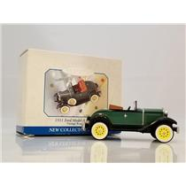 Hallmark Ornament 1998 Vintage Roadsters #1 - 1931 Ford Model A Roadster QEO8416