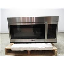 "Bosch 300 30"" 300 CFM Ventilation Over-the-Range Microwave Oven HMV3053U(11)"