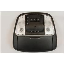 11-15 Jeep Grand Cherokee Overhead Console Sunroof, Hatch Controls and Homelink