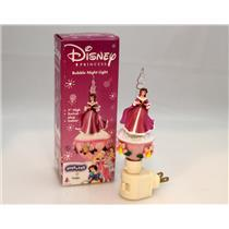 Roman Inc. Bubble Night Light Belle - Disney's Beauty and the Beast - #169540BEL