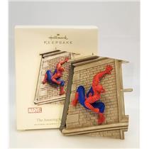 Hallmark Keepsake Ornament 2007 The Amazing Spider-Man - #QXI4369-SDB