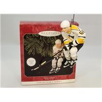 Hallmark Series Ornament 1998 Hockey Greats #2 - Mario Lemieux - #QXI6476-NTC