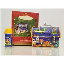 Hallmark Keepsake Ornament 2001 The Jetsons - Lunch Box and Thermos - #QX6312