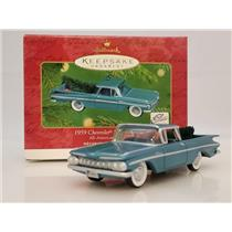 Hallmark Ornament 2001 All American Trucks #7 - 1959 Chevrolet El Camino #QX6072