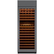 "NIB Sub-Zero 30"" Dual Temperature Zones 147-Bottle Capacity Wine Storage WS30ORH"