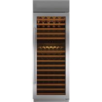 """NIB Sub-Zero 30"""" 147-Bottle Dual Temperature Zones Wine Storage WS30SPHRH"""