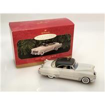 1999 Hallmark Ornament 1949 Cadillac Coupe DeVille - Classic Cars - #QX6429-SDB