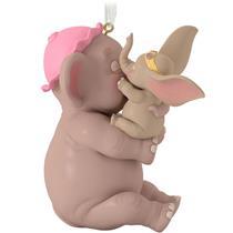 Hallmark Keepsake Ornament 2018 Baby Mine - Disney's Dumbo - Porcelain - QHX4023
