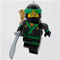Hallmark Keepsake Ornament 2018 Llyod - The Lego Ninjago Movie - #QXI2933