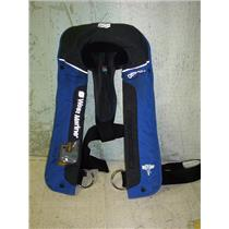 "Boaters Resale Shop of TX 1808 0251.21 WEST MARINE ""OFFSHORE"" INFLATABLE PFD"