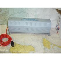 "Boaters Resale Shop Of TX 1807 2751.01 ""THE BOATSAFE"" MARINE ENGINE ROOM HEATER"