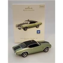 Hallmark 2008 Classic American Cars #18 - 1970 Chevrolet Chevelle SS - #QX2881