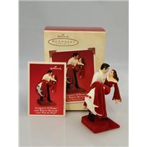 Hallmark Keepsake Ornament 2003 Scarlett O'Hara and Rhett Butler - #QXI4287