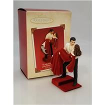 Hallmark Keepsake Ornament 2003 Scarlett O'Hara and Rhett Butler - #QXI4287-NMC